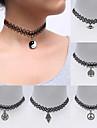 Женский Ожерелья с подвесками Сплав Мода 12 13 14 15 16 Бижутерия Повседневные 1шт