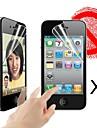 protetor de tela fosco para iPhone 4 / 4S (1 pcs)