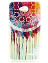 Bell Students Pattern TPU Soft Back Cover for LG L70