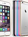 아이폰 6 (모듬 색상)에 대한 df® 아크 모양의 알루미늄 금속 범퍼 프레임