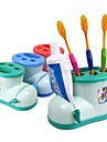 Toothbrush Holders Shower Plastic Multi-function / Eco-Friendly / Gift