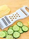 1 pièces Carotte Pomme de terre Concombre Cutter & Slicer For Pour Fruit Pour légumes PlastiqueEcologique Creative Kitchen Gadget