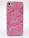 Мандала цветочный узор жесткий футляр чехол для iPhone 5с