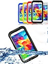 IP68 Waterproof Protective Plastic and Silicone Shell Case for Samsung S3/S4/S5