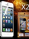 Protective HD Screen Protector for iPhone 4/4S(2PCS)