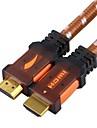 2м 6.56ft High Speed HDMI v1.4 мужчины к мужчине кабеля
