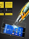 hd ultra fino à prova de explosão clara vidro temperado tampa do protetor de tela para Sony Xperia z3