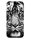Для Кейс для iPhone 6 Кейс для iPhone 6 Plus Чехлы панели С узором Задняя крышка Кейс для Животный принт Твердый PC дляiPhone 6s Plus