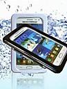 IP68 plástico e silicone caso escudo protetor impermeável para Samsung Galaxy Nota 2/3/4 (cores sortidas)