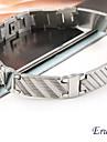 браслет узоров титана стали eruner®men в (серебряный)