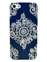 Mandala Flower Pattern Hard Cover Case for iPhone 5C