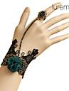bracelets de dentelle de fleurs lureme®vintage