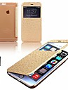 KARZEA® Flower Vine Pattern PU Leather Full Body Case with Card Slot and Stylus for iPhone 6  Plus(Assorted Colors)
