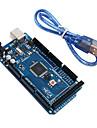 Elektronik DIY (für Arduino) Mega2560 r3 atmega2560-16au Mikrocontroller-Entwicklungsboard