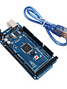 Electronics DIY (For Arduino) Mega2560 R3 ATmega2560-16AU Microcontroller Development Board
