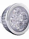 5w / 4w gu5.3 (mr16) spotlight conduzido mr16 4 led de alta potência 500 lm branco quente / cool branco dimmable dc 12 / ac 12 v 1 pcs