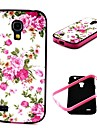 Middle Pattern Back Case Cover for Samsung Galaxy S4 Mini I9190