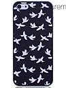 lureme голубя шаблон печати поликарбоната для iphone 5/5s