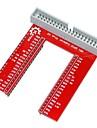 placa de expansão GPIO diy para Raspberry Pi b +