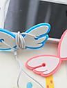 ангельские крылья шаблон моталки (случайные цвета)
