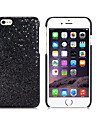Stunning Flashing Paillette Decorated Plastic Case for iPhone 6 (Assorted Colors)