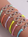 eruner®zircon красочный бесконечное шаблон браслет (разных цветов)