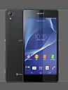 (2.5d, 0.3 мм, 9 ч) передний& Вернуться закаленное стекло пленка протектор экрана для Sony Xperia Z2
