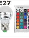 Lâmpadas Redondas (RGB E26/E27 - 3 300-500 lm- AC 85-265