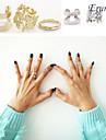 Кольца на вторую фалангу ( Сплав ) - Свадьба/Для вечеринок/Повседневные/Спорт