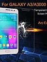 angibabe ультра тонкий 0,4 мм премия взрывозащищенный защитник закаленное стекло экрана для Samsung Galaxy A3