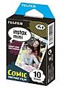 Fujifilm Instax мини мгновенных цветной фильм - комикс