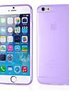 ДФ 0,3 мм ультратонкий прозрачный TPU мягкий чехол для Iphone 6с 6 плюс