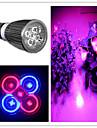 5W E26/E27 Точечное LED освещение MR16 5 Высокомощный LED 500 lm Фиолетовый AC 85-265 V