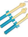 패션 eruner®tools 또는 매력은 파란색 미니 키트 직기 DIY 팔찌 직기