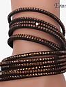 Bracelets Wrap ( Résine ) Mariage/Soirée/Quotidien/Casual/Sports