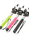 Z07-5S Handheld Wired Mobile Phone Self-Timer Pole Monopod for Camera & Phone Autodyne