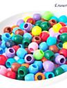 baoguang®20pcs наборы для цвета радуги ткацкий станок цветовой круглая бусина (случайный цвет)