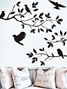 стены стикеры стены наклейки, отраслевые и птицы пвх наклейки
