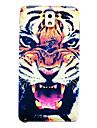 modèle de tigre animal mince couverture de cas dur pour Samsung Galaxy Note 3