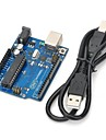 UNO R3 Совет по развитию микроконтроллер mega328p atmega16u2 Compat для Arduino
