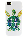 motif de tortue TPU souple pour iPhone 5 / 5s
