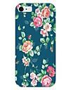 Для Кейс для iPhone 6 Кейс для iPhone 6 Plus Чехлы панели С узором Задняя крышка Кейс для Цветы Твердый PC дляiPhone 6s Plus iPhone 6