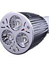 3.5w gu10 led spotlight mr16 3 высокой мощности привело 300-350 лм прохладный белый переменного тока 220-240 В