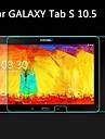 ultra clair hd lcd protecteur d'écran protecteur de couverture de film avec un chiffon de nettoyage pour 10,5 t800 samsung Galaxy Tab