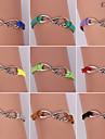 eruner®fashion amour en alliage charmes infinis bracelets faits main (couleurs assorties)