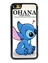 Ohana significa capinha dura de alumínio projeto para 5c iphone