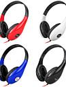 3,5 mm de musique stéréo de Sur-Oreille Headphone DM-4700 (noir, rouge, blanc, bleu)
