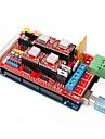 3D-принтер мега 2560 R3 + пандусы 1,4 продлить щит + 4988 шагового набор драйверов