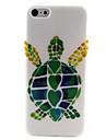 Tortoise Pattern TPU Soft Case for iPhone 5C