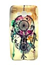 Ball Pattern 4.3 Inch TPU Soft Case Back Cover for Samsung Galaxy Core Plus G3500